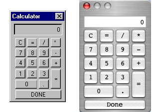 FileMaker Calculator Plugin