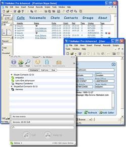 FileMaker Skype Plugin